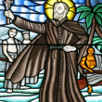 Saint Francis Xavier — Stock Photo #4937457