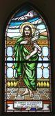 Saint John the Baptist — Stock Photo