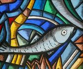 Fish - Icthus — Stockfoto