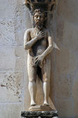 Statue of Adam — Stock Photo