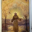 Saint Francis of Assisi — Stock Photo #4951050