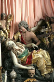 Death of Saint Mary Magdalene — Foto Stock