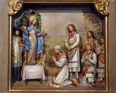 Bem-aventurada virgem maria — Fotografia Stock