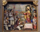 святой joseph — Стоковое фото