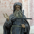 Saint Anthony the Great — Stock Photo