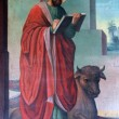 Stock Photo: Saint Luke Evangelist