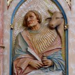 Stock Photo: St Luke Evangelist