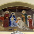 Nativity Scene, Adoration of Magi — Stock Photo #4994570
