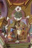 Scene della vita di sant'ignazio di loyola — Foto Stock