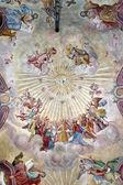 Santísima trinidad y todos los santos — Foto de Stock