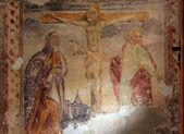 Jezus na krzyżu — Zdjęcie stockowe