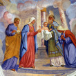 Presentation of Jesus at the Temple — Stock Photo
