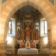 Altar in the catholic church — Stock Photo #5004796