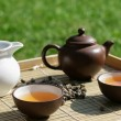 Green tea — Stock Photo #3939045