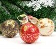 Christmas decoration — Stock Photo #4050134