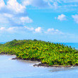 Aerial view of island — Stock Photo #5359889