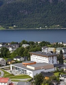 Aandalsnes, Norway — Stock Photo