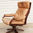 Old recliner — Stock Photo