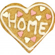 Home is where the heart is — Stock Photo