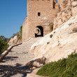 Almeria Alcazaba - Stock Photo