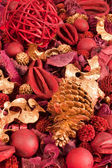 Christmas Potpourri — Stock Photo