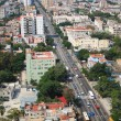 Vedado Quarter in Havana, Cuba - Stock Photo