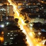 Vedado Quarter in Havana at night, Cuba — Stock Photo #5357343