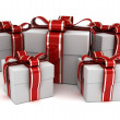 Many gift — Stock Photo