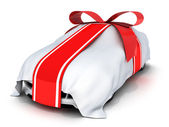 Car gift — Stock Photo