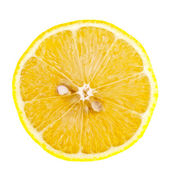 Lemon - isolated — Stock Photo