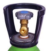 Gas valve — Stock Photo