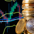 Forex market — Stock Photo #4045028