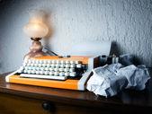 Iş mektubu — Stok fotoğraf