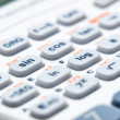Scientific calculator - Stock Photo