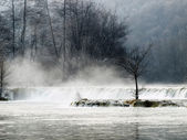 Croatian winter — Stockfoto