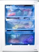 Freezer — Stock Photo