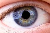 Closeup of eye — Stock Photo