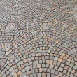 Paving in Borgo Valsugana - Stock Photo