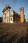 Cattedrale di San Pietro (Mantova, Italy) — Stock Photo
