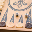 Backgammon — Foto de stock #4235914