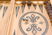 Backgammon — ストック写真