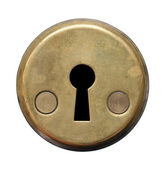 Keyhole. — Stock Photo
