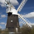 Wicken Windmill - Stockfoto