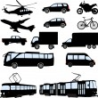 Transportation — Stockvector #4792805