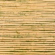 Bamboo Mat with Horizontal Sticks — Zdjęcie stockowe