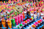 Colorful Clay Toys — Stock Photo
