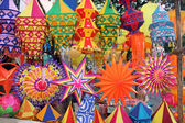 Colorful Diwali Lanterns — Stock Photo