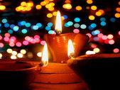 Colorful Diwali — Stock Photo