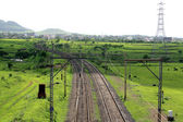 Indian Countryside — Stock Photo
