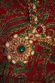 Antique Indian Jewelery — Stock Photo